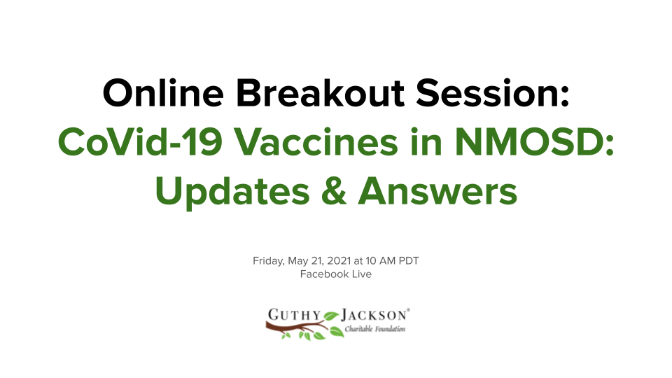 CoVid-19 Vaccines in NMOSD: Updates & Answers